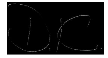 D.K. Initials